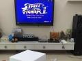 家用街机游戏机 电视格斗机月光宝盒街机97拳皇98双人摇