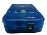 VGA共享切换器二进二出RJ11接口