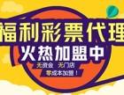 网络福利彩票平台代理加盟 无需门店 投资