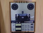 日本Akai/雅佳GX-400D开盘机立体声四轨双向录放