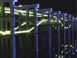 专业制造供应建筑物桥梁轮廓装饰光纤灯 包工程现场定制施工灯具