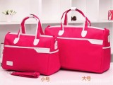 韩版手提包旅行包 女手提行李包行李袋旅游包包单肩挎包包