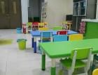儿童手工桌椅