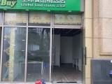 长宁古北花世界沿街一楼商铺,距离15号线地铁口10米