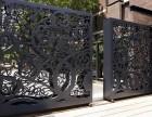 天津铁艺大门 铁艺围栏 铁艺楼梯制作安装
