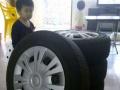 铃木轮胎、雨燕轮胎、长安轮胎,连带轮毂