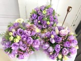 福田花艺就业培训学习,想开花店来众冠,一树花艺品牌