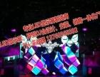销售酒吧DJ电子显示屏、高清晰LED全彩背景屏