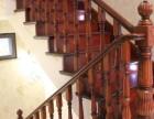 上海楼梯部件名称 实木室内家庭楼梯楼梯踏板楼梯扶手栏杆品家
