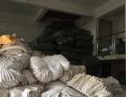 中山古镇回收酒店报废布草旧浴巾被套二手毛巾