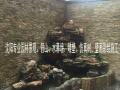 沈阳假山水景水池施工,园艺假山、真石假山水景制作