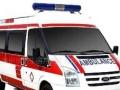 鄂尔多斯120救护车跨省长途出租转院