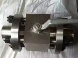 45Mpa高压焊接球阀