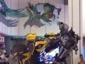 机器人商业暖场活动智能展示穿戴互动群演跳舞VR体验