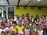 济南少儿美术培训,儿童画画班,小孩画画,提高孩子想
