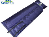 厂家批发 户外自动充气垫 防潮垫草地垫单人加宽加厚可折叠拼接