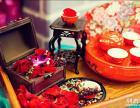 冬季里温暖怀旧派的中式婚宴
