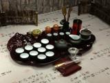 厂家直销 小坐佛茶具套装 整套茶具 精品茶具套装 万仟瓷批发