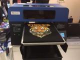 数码t恤服装印花机 小型平板打印机器