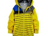 童装秋装新款大童男外套中大童儿童拉链开衫春秋季男童薄外套