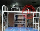 深圳加厚上下铺宿舍双层铁床公寓铁架床高低床床垫单人床双人床子