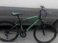 南茶坊专卖店不干了,清仓处理全新山地自行车