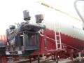 山东出售二手散装水泥罐运输半挂车包提档过户 原车手续
