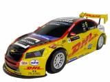 新品热卖DHL118合金赛车 轿车汽车模型 原厂仿真定制