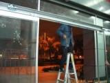 浦东金高路玻璃门定做 配送 自动门不感应脱轨维修