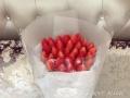 奶油草莓采摘游