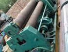 转让出售30 2500液压**卷板机各种型号焊接滚轮架