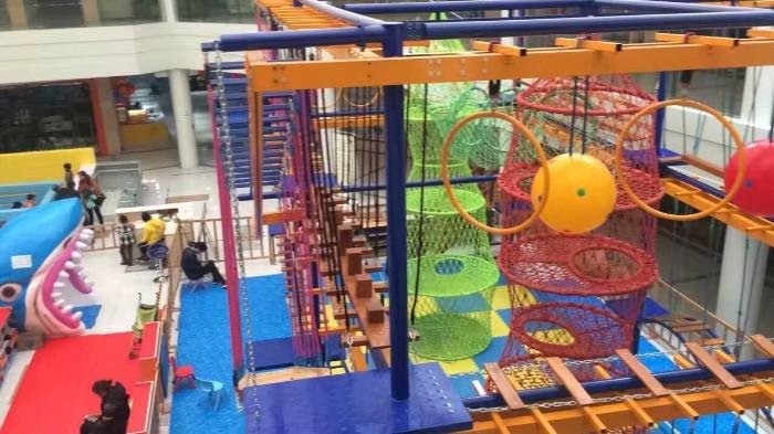 室内儿童游乐场设备生产厂家恩施游乐园生产厂家 鄂州淘气堡厂家