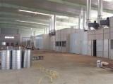 铝型材静电喷涂设备新设计涂装时提高3倍产量