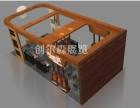 深圳专业展台搭建布置公司特装桁架工厂