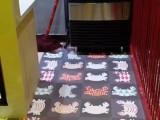 广东广州佛山酒店宾馆餐厅餐馆饮食场所PVC塑胶橡胶防滑地板