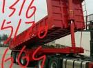 转让 货车 其他品牌 山东梁山挂车,厂家直销 13米1年1万公里面议