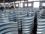 甘肃钢波纹涵管厂家 整装钢制波纹管施工