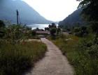 从化区流溪河林场湖水边13亩农庄度假山庄转让