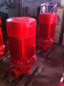 杭州消防喷淋泵选型XBD7/30-L喷淋消防泵选型江洋泵业
