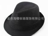 较新款儿童帽儿童礼帽儿童帽子儿童表演帽韩版访麻爵士帽