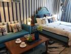 嘉兴南湖 万达公馆 1室 1厅 57平米 出售精装修送软装
