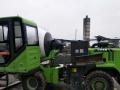 混凝土泵车中联重科