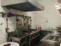 国贸130平米中央厨房带餐饮执照带设备接手即可营业