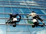 南京外墙清洗公司专业清洗大楼外墙慕墙玻璃打胶作业 服务电话