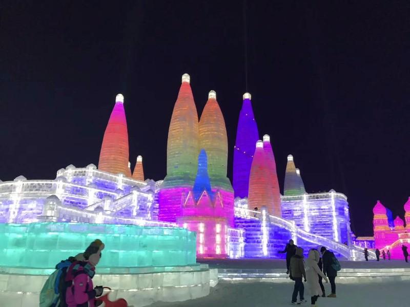 哈尔滨不一样的1-4日冰雪游玩