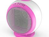 工厂批发新款Q2迷你桌面型取暖器 小型暖风机 家用电暖器 礼品
