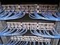 专业工位布线拉网接水晶头路由器设置公司单位综合布线