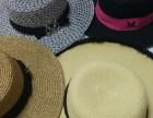 Chanel香奈儿镂空礼帽 夏天户外遮阳大沿帽女士名媛