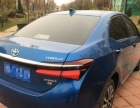 丰田卡罗拉2014款 卡罗拉 1.8 无级 GLX-i 首付1万