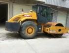 福州 出售二手徐工26吨品牌震动压路机